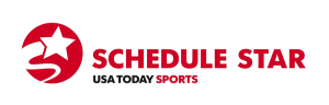 Register on ScheduleStar to get the most up-to-date information on games and times. Sign up to receive notifications on any game/time changes.